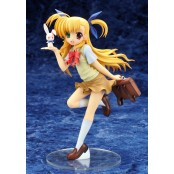 Lyrical Nanoha - 1/7 Vivio Takamachi w/ Chris PVC Figure