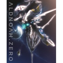 ALDNOAH.ZERO Set 4 Limited Edition [Blu-ray] (4/19/2016)