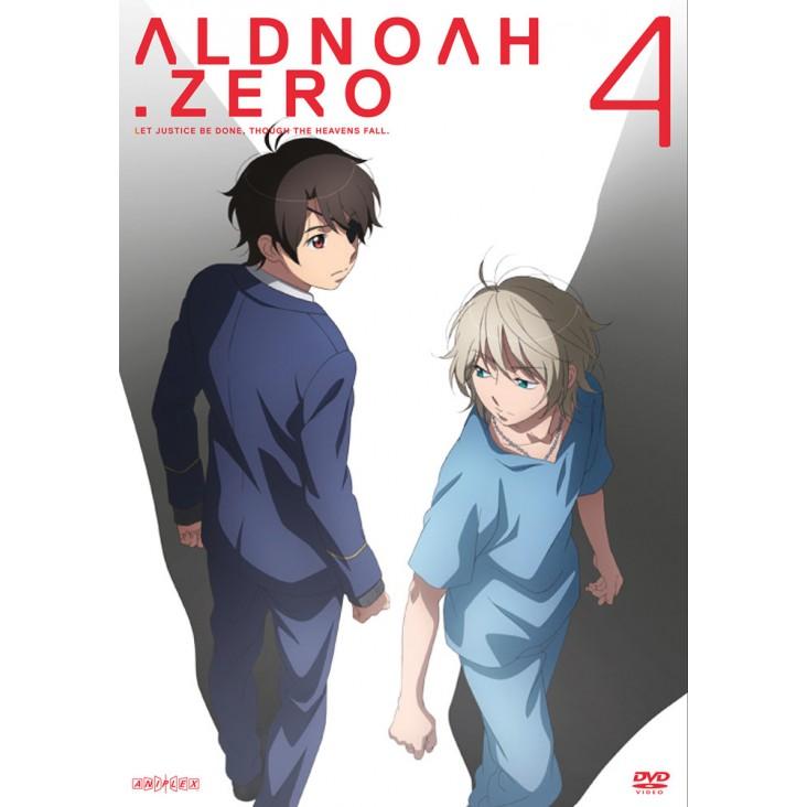 ALDNOAH.ZERO Set 4 [DVD]