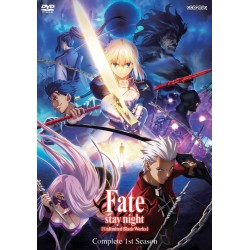 Fate/stay night: Unlimited Blade Works Season 1 Set [DVD]