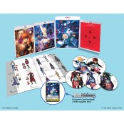 Fate/stay night: Unlimited Blade Works Limited Edition Box Set 1 [Blu-ray]