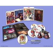 Fate/stay night: Unlimited Blade Works Limited Edition Box Set 2 [Blu-ray]