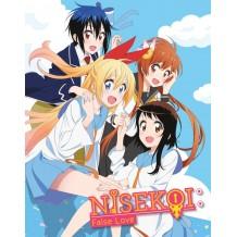 Nisekoi 2 Vol. 2 [Blu-ray] (8/23/2016)