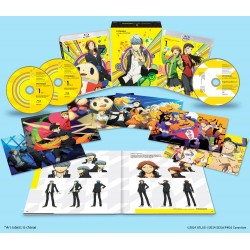 Persona4 the Golden ANIMATION Vol. 1 [Blu-ray]