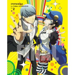 Persona4 the Golden ANIMATION Vol. 2 [Blu-ray] (9/29/2015)
