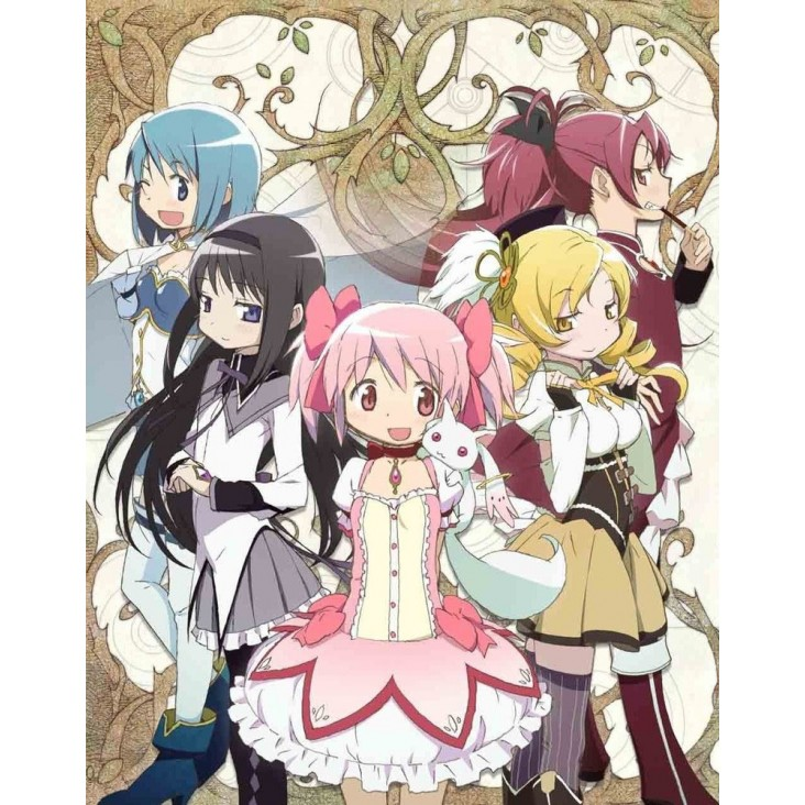 Puella Magi Madoka Magica TV Box Set [Blu-ray]