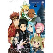Sword Art Online (S.A.O) DVD 4: Fairy Dance Part 2