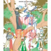 Sword Art Online II Set 3 [Blu-ray]