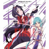 Sword Art Online II Set 4 [Blu-ray]
