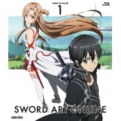 Sword Art Online Set 1 [Blu-ray]
