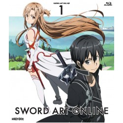 Sword Art Online Set 1 [Blu-ray] (5/12/2015)