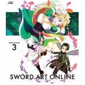 Sword Art Online Set 3 [Blu-ray]