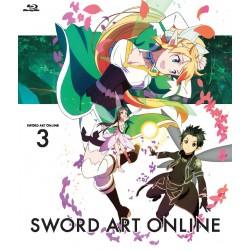 Sword Art Online Set 3 [Blu-ray] (5/12/2015)