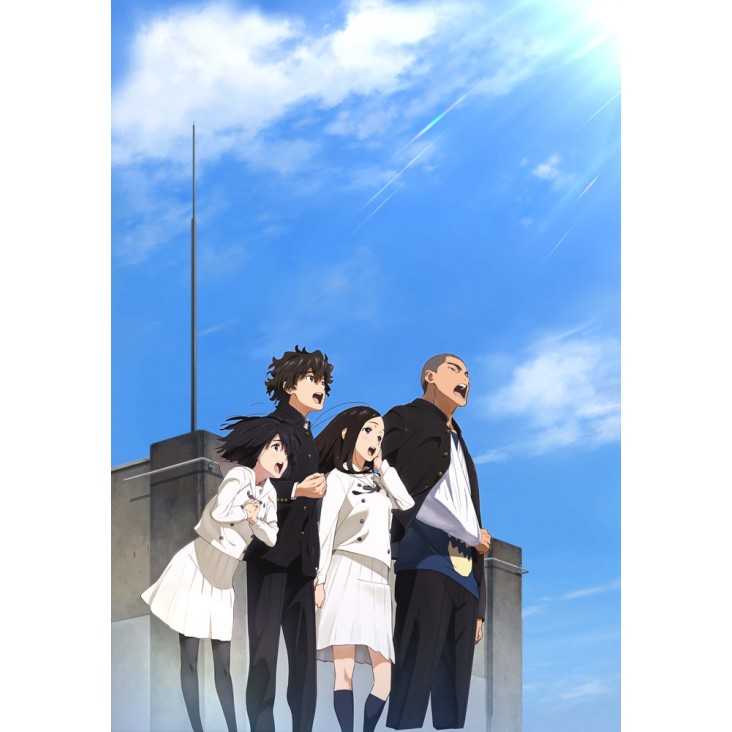 The Anthem of the Heart (Import) [Blu-ray]