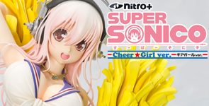 Sonico Cheerleader Ver.