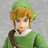 Zelda Skyward Sword - Figma Link Action Figure (11/2013)