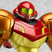 Metroid Other M - Figma Samus Aran Action Figure (11/2013)