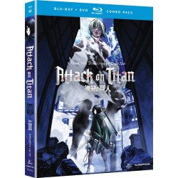 Attack on Titan Part 2 [DVD+Blu-ray]