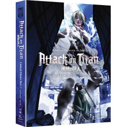 Attack on Titan Part 2 Limited Edition [DVD+Blu-ray]