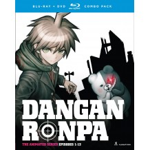 Danganronpa Complete Series [DVD+Blu-ray]