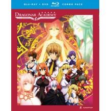 Dragonar Academy Complete Series [DVD+Blu-ray]