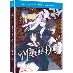 Unbreakable Machine-Doll Complete Series [DVD+Blu-ray]