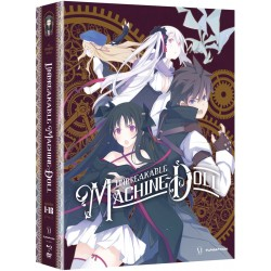 Unbreakable Machine-Doll Complete Series Limited Edition [DVD+Blu-ray]