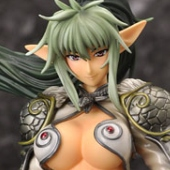 Queen's Blade - 1/7 Veteran Mercenary Echidna PVC Figure