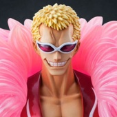 One Piece - Don Quixote Doflamingo NEO-DX P.O.P PVC Figure