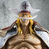One Piece - Edward Newgate Ver. 0 NEO-DX P.O.P PVC Figure (11/2013)