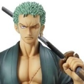 One Piece - 1/8 Roronoa Zoro P.O.P PVC Figure (Sailing Again / New World)