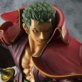 One Piece - 1/8 Roronoa Zoro Edition-Z P.O.P PVC Figure (5/2014)