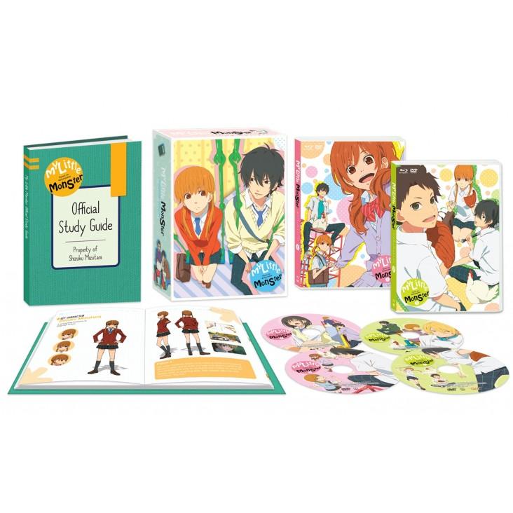 My Little Monster Premium Edition [DVD+Blu-ray]