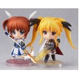 Nendoroid: Lyrical Nanoha Movie 2nd - Fate Testarossa Blaze Form Edition Action Figure