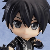 Nendoroid: Sword Art Online - Kirito Action Figure