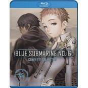 Blue Submarine No. 6 Complete Collection [Blu-ray]