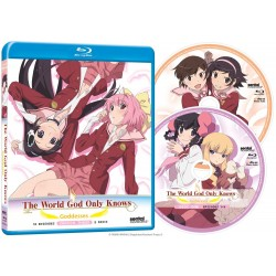 World God Only Knows: Goddesses (Season 3) Complete Collection [Blu-ray]