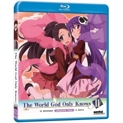 World God Only Knows II (Season 2) Complete Collection [Blu-ray]