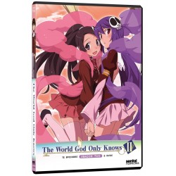 World God Only Knows II (Season 2) Complete Collection [DVD]