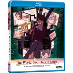 World God Only Knows Complete Collection [Blu-ray]