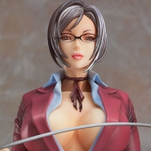 Prison School - 1/7 Meiko Shiraki Uniform Ver. PVC Figure (18+) (11/2013)