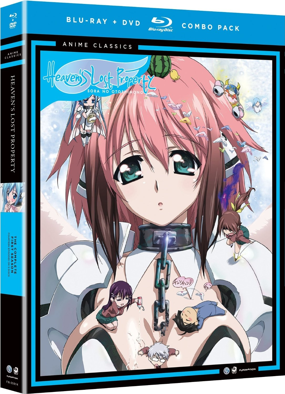 Heavens Lost Property Tv Series