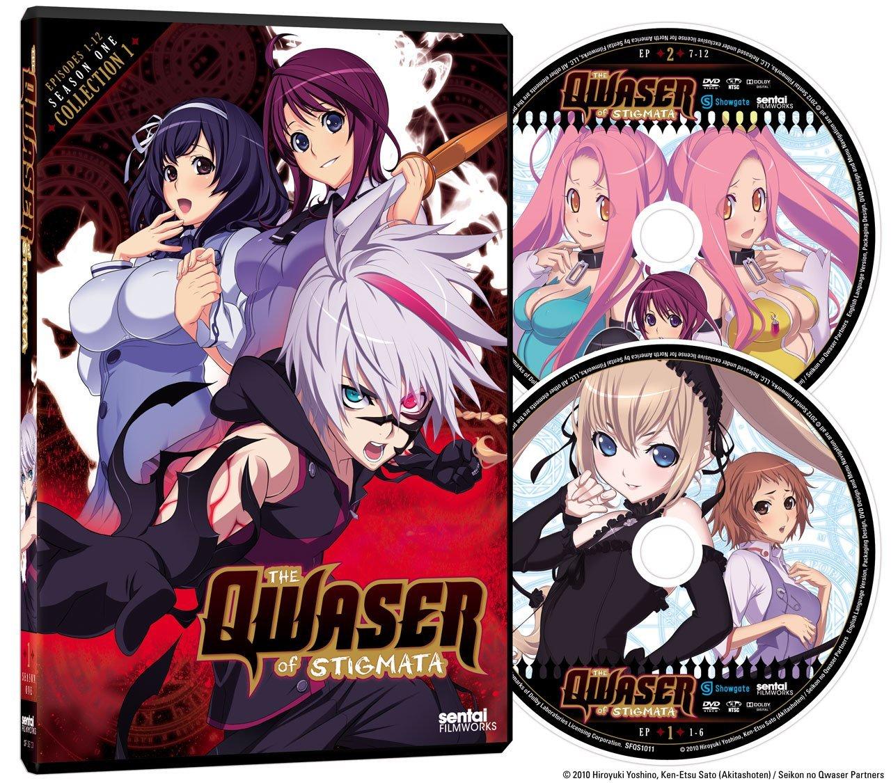 Seikon No Qwaser Episode 1 Part 1 - YouTube
