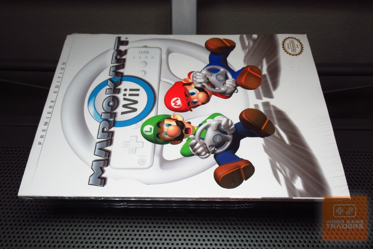 Mario Kart Wii Premiere Edition Prima Official Game Guide