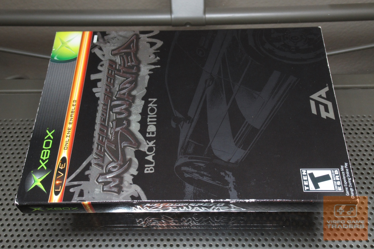 Details about Need for Speed: Most Wanted Black Edition (Xbox 2005)  COMPLETE! - EX!